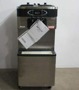Taylor Soft Serve Ice Cream Machine model C713 3 Phase Water cooled
