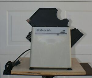 Martin Yale Jogger 400 Working Condition Paper Tabletop Jog o matic Stack