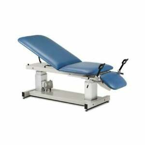 Clinton Multi use Ultrasound Table With Stirrups