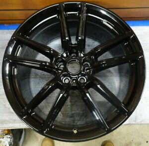 Ford Gt500 Mustang Shelby 2020 20 Factory Oem Wheel Rim 20 X 11 Front 96710