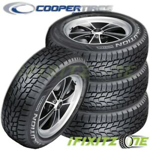 4 Cooper Evolution Winter 235 70r16 106t Tires Snow Studdable Passenger Suv