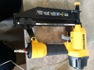 Brand New Never Fired Bostitch Sb 1664fn Air Nailer Finish Tools
