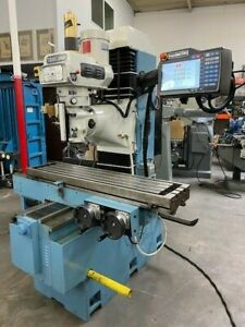Southwestern Trak Dpm 5 3 Axis Cnc Bed Mill 12 X 50 Table 2019 Kmx Upgrade