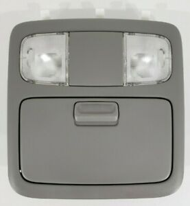 Toyota Camry And Solara Overhead Console With Map Lights And Sunglasses Storage