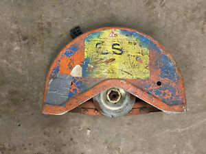 Stihl Ts 400 Concrete Cut Off Saw Oem Blade Guard Cover Pulley Bearing 12