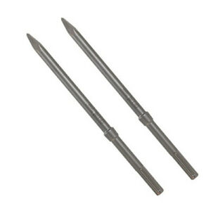 Bosch 2 Pack Of Sds max 16 Inch Bull Point Chisel Bit Hs1904 2pk