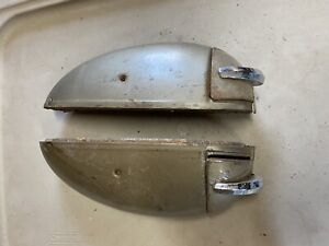1949 1950 1951 1952 Chevrolet Deluxe Rear Ashtray Arm Rest Set