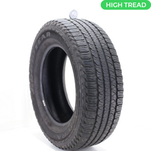 Used 245 65r17 Goodyear Fortera Hl 105t 8 32