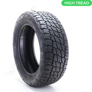 Used 275 55r20 Nitto Terra Grappler G2 A t 117t 12 32