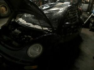 Rear View Mirror With Digital Clock Fits 02 05 Beetle 605760
