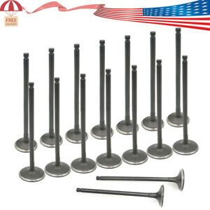 For 99 11 Subaru Forester Impreza Legacy 2 5l Ej25 Intake And Exhaust Valves