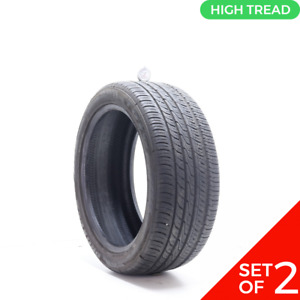 Set Of 2 Used 245 45r19 Toyo Proxes 4 Plus 102y 8 5 32