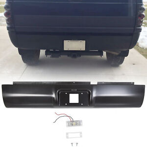 For 1994 2001 Dodge Ram Pick Up Rear Roll Pan New Bolt On Installation