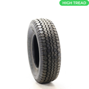 Used Lt 245 75r16 Goodyear Wrangler Rt S 114 111r 16 32