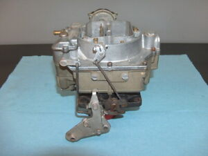 1956 Cadillac Wcfb 4 Barrel Carter Carburetor Carb 1x4 6 950 0 1046 2545s
