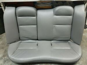 96 00 Honda Civic Rear Leather Seat Acura El em1 ej1 ej6 si domani gemini orthia