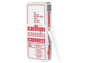 Gold Medal Cotton Candy Cones 1 000 Ct Free Shipping
