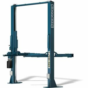 Nussbaum Otto 9 Rear Double Jointed Arms Asymetric Two Post Lift