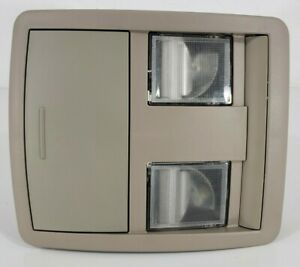 Chrysler 300 Charger Grand Cherokee Overhead Console With Lights And Storage