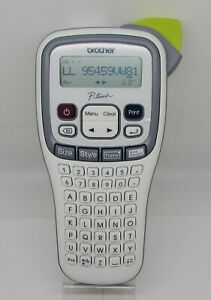 Brother Pt h100 P touch Easy Handheld Label Maker