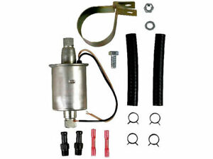 In Line Electric Fuel Pump For 1979 1985 Mazda Rx7 1 1l Rotary 1984 1983 B355ky