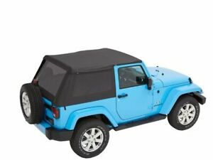 Soft Top For 2007 2017 Jeep Wrangler 2008 2009 2010 2011 2012 2013 2014 X822kh