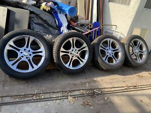 22 Chrome Wheels Rims Tires