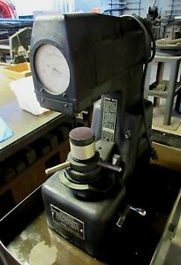 Wilson Rockwell Hardness Tester 1js A Rb S n 1547_as described_deal_shipsfast