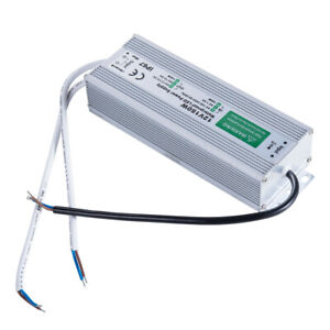 Lot2 12v 12 5a 150w Waterproof Electronic Led Driver Transformer Power Supply