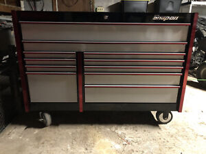 Snap On 54 Inch Master Series Double Bank Tool Box