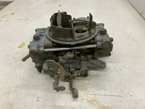 Holley Four Barrel Carburetor List 6947 For 1975 Ford Truck With 390