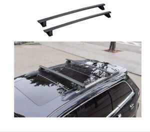 Roof Rack For 2011 2021 Jeep Grand Cherokee Cross Bar Top Rail Luggage Carrier