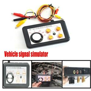 1xcar Repair Tester Signal Simulator Analog Adjustable Resistor sensor Universal
