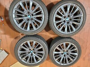 Bmw 19 Rims Tires And Sensors Non staggered