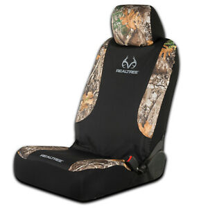 1 Realtree Edge Flex Fit Technology Lowback Seat Cover Safeseam Quick Install