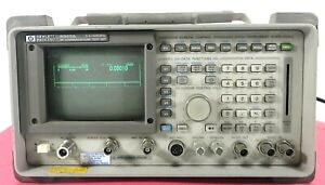 Hp Agilent 8920a Communications Service Monitor Free Shipping