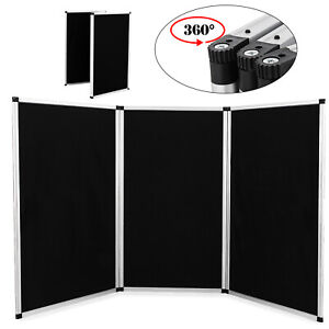 70 8 X 35 3 Panel Tabletop Display Presentation Board Tri fold Fabric Stand