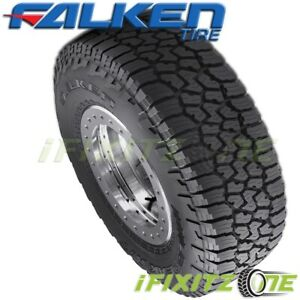 1 Falken Wildpeak A t3w 265 70r16 112t All Terrain Any Weather 55k Mi Tires