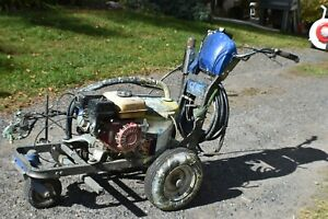 Graco Airless Striping Machine 5900 good Condition