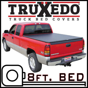 Truxedo Truxport Tonneau Bed Cover For 2007 2013 Gmc Sierra 1500 W 8 Ft Bed