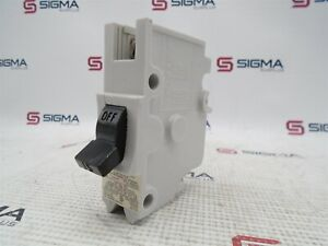 Federal Pioneer Nbswd Single Pole Circuit Breaker