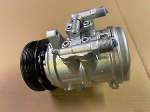 87 93 Ford Mustang Air Conditioning Ac Compressor Unit Parts Or Repair Oem Cobra