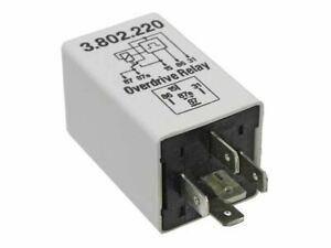 Overdrive Relay For 1985 1987 Volvo 760 1986 P857fy Overdrive Relay White