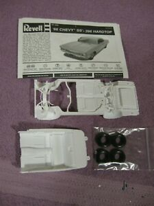 1966 Revell Chevy Impala Chassie Interior Parts Lot Builder Mpc Amt Johan