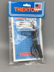 Coil On Plug Spark Tester Thexton 458 Made In Usa Test Output Adjustable Gap