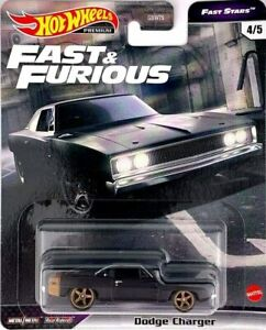 Hot Wheels 2021 Fast amp; Furious Fast Stars L Case Dodge Charger PRE ORDER $5.69