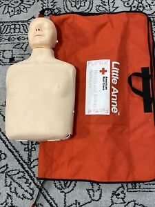 Laerdal Little Anne Cpr Adult Training Manikin Ems First Aid Nursing Trainer