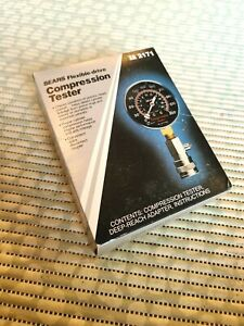 Compression Tester Sears Flexible Drive 28 2171