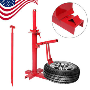 Manual Tire Changer Hand Bead Breaker Mounting Tool Machine For 8 To 16 Tires
