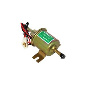 Universal 12v 2 5 4 Psi Gas Diesel Inline Low Pressure Electric Fuel Pump Hep02a